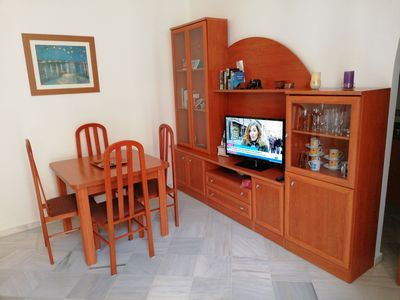 Photo for Coqueto Apartment1bedroom, Aircondition, WIFI-ADL, free, very central