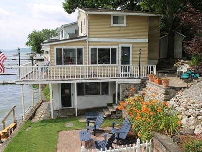 "Photo for Sugar Maple Shores:""Lake Views from Nearly Every Room are Breathtaking"""