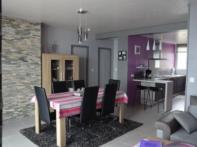 Photo for 2BR Apartment Vacation Rental in Fécamp, Normandie