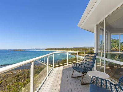Photo for The Point Beach House absolute waterfront in Manyana with spectacular views and free WIFI