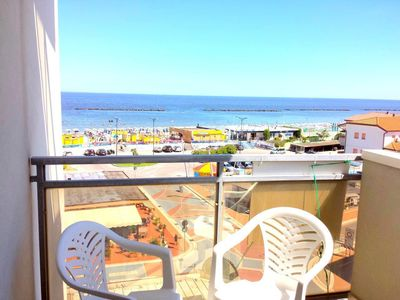 Photo for Holiday apartment Lido di Pomposa for 1 - 6 persons with 2 bedrooms - Holiday apartment