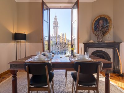 Photo for Miró Apartment - Luxury and style with harbor views