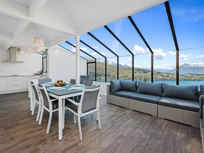 Photo for Picturesque views at Woodlands Close
