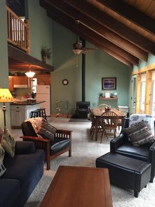 Photo for 3BR Cabin Vacation Rental in Black Butte Ranch, Oregon