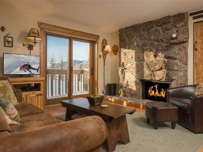 Photo for Studio Sleeping Indian E 7: 0.5 BR / 1 BA condominiums in Teton Village, Sleeps 4