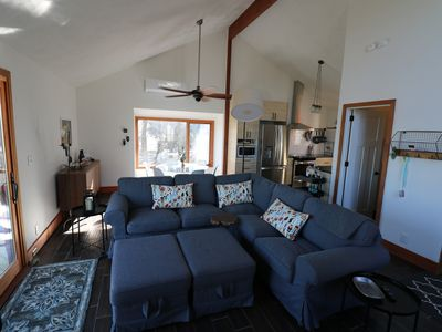 Photo for Newly Remodeled 3BR/2BA Ski Chalet off Tyro Slope, includes Member Guest Passes