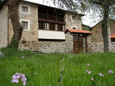 Photo for Rural apartment Ca Lulón for 2 people