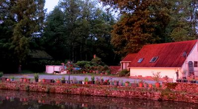 Photo for River Cottage: Private Lakeside Gite In Idyllic Location. A Great Place To Relax