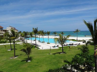 Photo for Stunning Property with beach access in exclusive Capcana, Punta Cana, DR