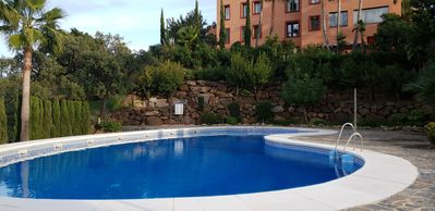 Photo for MARBELLA on the heights: MAGNIFICENT APARTMENT of 115 m2: 2bedrooms 2sdb