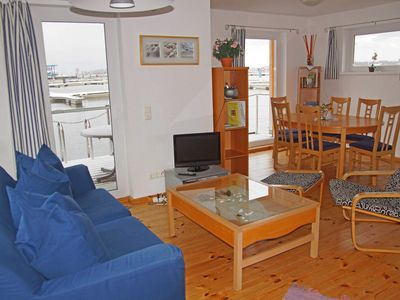 Photo for House 1 / pets possible - FLOATING HOUSES Classic - Kröslin / up to 6 pers.