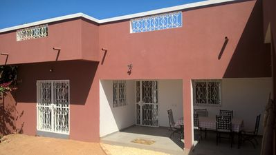 Photo for Villa outside residence, 3 bedrooms (6 persons) in Saly SENEGAL.