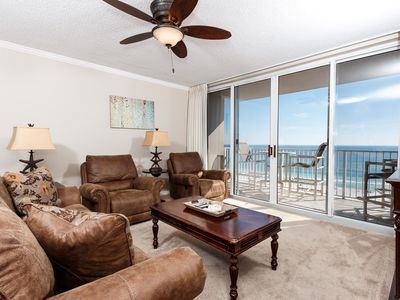 Photo for Island Princess 610: 6TH FLOOR, RIGHT ON BEACH, UPSCALE, EVERYTHING NEW!
