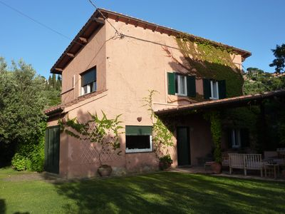Photo for Villa in Monte Argentario between sea and countryside