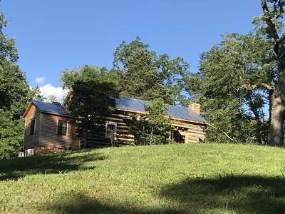 Photo for 2BR Cabin Vacation Rental in Amherst, Virginia