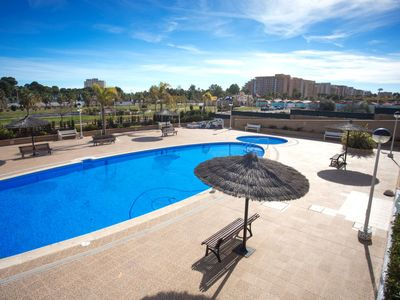 Photo for Apartment Blanco - Jardines del Mar I in Oropesa del Mar - 6 persons, 2 bedrooms