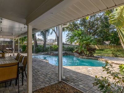 Photo for Updated Largo Custom Pool Home! Minutes to Gulf!
