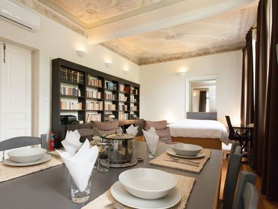 Photo for Under the Acropolis: The Library