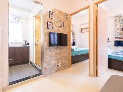 Photo for 2BR Apartment Vacation Rental in Yau Ma Tei, Kowloon