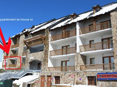 Photo for LA MONGIE - 4 people - Residence Campan 2