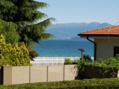 Photo for 1BR Apartment Vacation Rental in Lazise, Gardasee (Venetien)