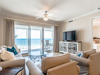 Photo for *Brand New Rental* Gorgeous, oversized, beach front 2/2.5 at Regency Isle!