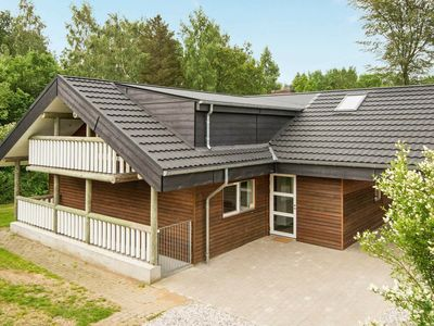 Photo for Spacious Holiday Homein Fårvang with Sauna
