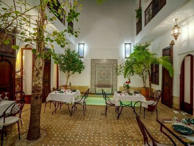 Photo for 7BR Villa Vacation Rental in Méchouar-Kasbah, Marrakech