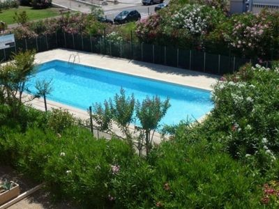 Photo for studio cabin sleeps 4 swimming pool parking