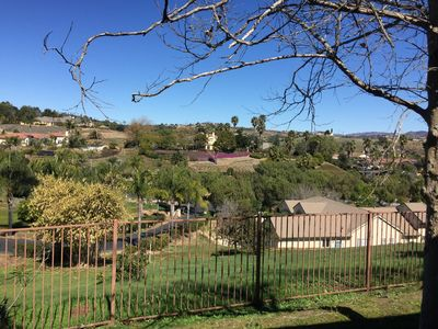 Photo for Fallbrook Casita (N. San Diego Cty) - detached