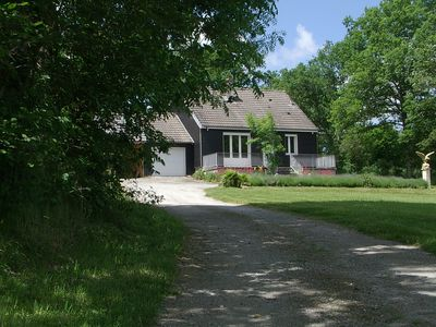Photo for COUNTRY HOUSE on 7000 m2 of land