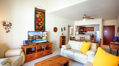 Photo for 1 Minute to the best Beach in this budget friendly 2 bedroom by BRIC Vacations