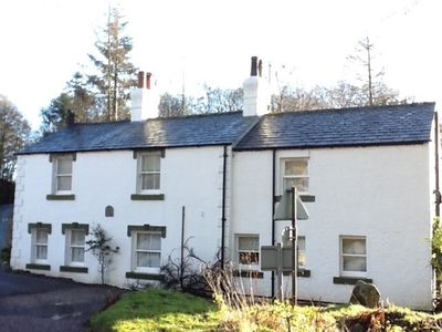 Photo for Stunning views surround this fully equipped and modernised lakeland cottage.