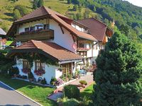we travel in the black forest, the location of the villa was good.