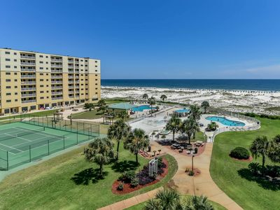 Photo for NEW LISTING! Family-friendly waterfront condo w/ shared pools & hot tub