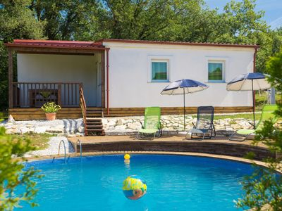 Photo for Vacation home Resort Jelovci in Tinjan - 42 persons, 18 bedrooms