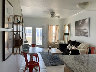 Photo for Newly Renovated Duplex! 3/3 per side!! Rent Together or Separate at The Sandlot!