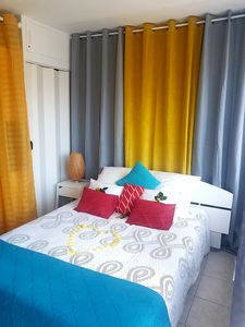 Photo for BEAUTIFUL APARTMENT 400 M FROM THE BEACHES OF MIMIZAN WITH INTERNET