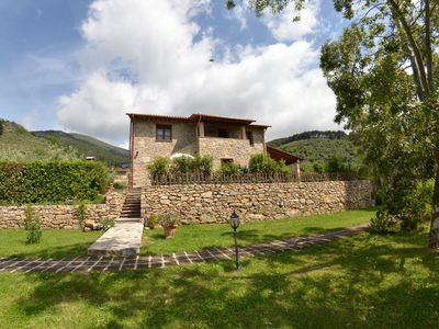 Photo for Country House / Farm House in Buti with 2 bedrooms sleeps 4