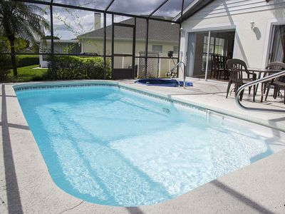 Photo for 3 Bedroom 2 Bath Pool Home in an Orlando Gated Golf Resort