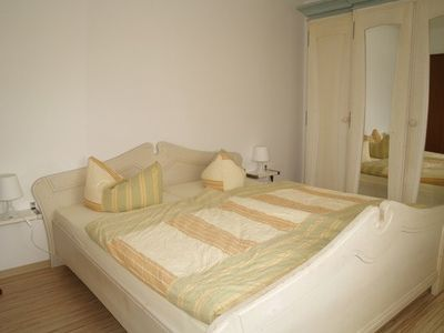 Photo for large apartment, quiet location, 5 minutes to the beach