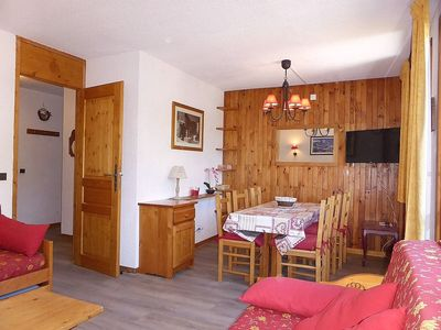 Photo for Valmorel, hamlet of the Forest, big 2 rooms for 5 people