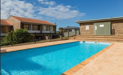 Great Pool & BBQ Area for Your Use