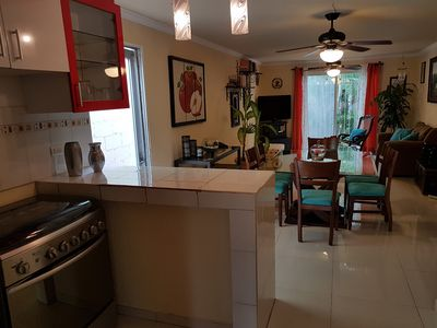 Photo for Downtown House, 30 minutes away from the beach. Near La Gran Plaza Mall