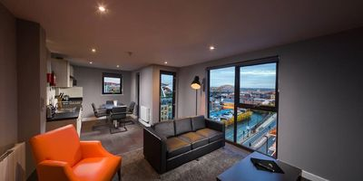 Photo for Penthouse 2 Bedroom Apartment with amazing views of The Tyne Bridge