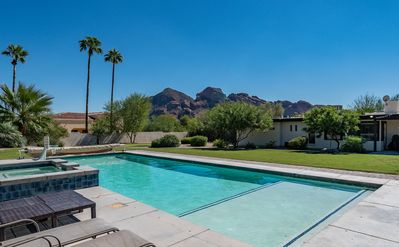 Photo for Camelback Vista | Private Pool & Hot Tub | Private Putting Green | Concierge