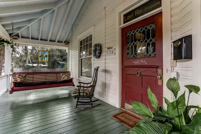 Front Porch / Swing
