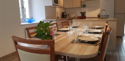 Photo for Breton house 4 pers, Pink Granite Coast in Trégastel, classified 3 *