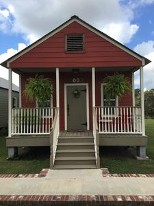 Peaceful, Private Cottage on Bayou Teche
