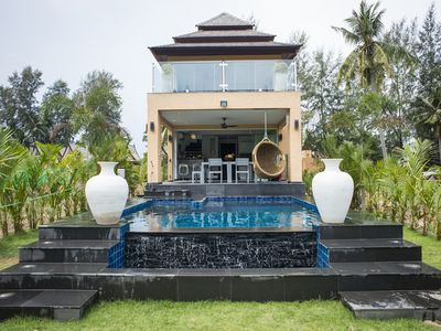 Photo for New Luxurious Beach Pool Villa With Its Own Island On Koh Chang